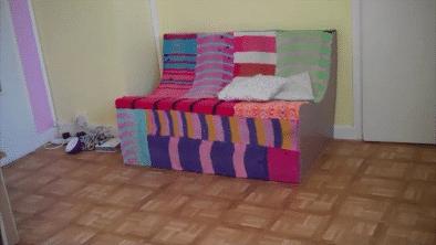 faire un canapé